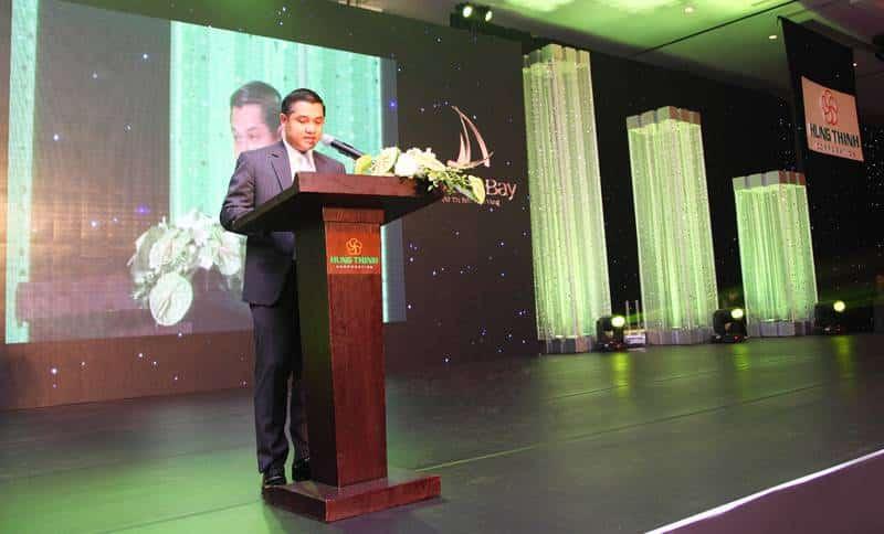 Hưng Thịnh Corp công bố dự án đất nền Khu Đô Thị Golden Bay Cam Ranh