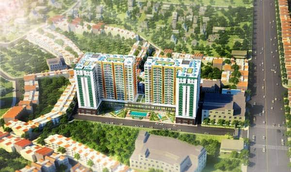 Hưng Thịnh Corp khai trương căn hộ mẫu Melody Residences đường Âu Cơ quận Tân Phú