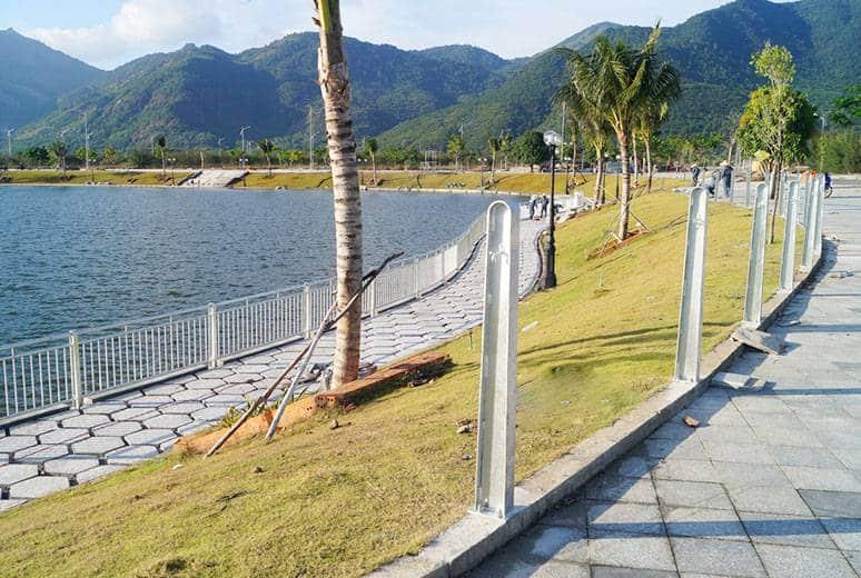 Hồ danh vọng Golden Bay City