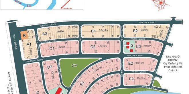 Bán đất nền dự án khu Văn Minh phường Thạnh Mỹ Lợi quận 2