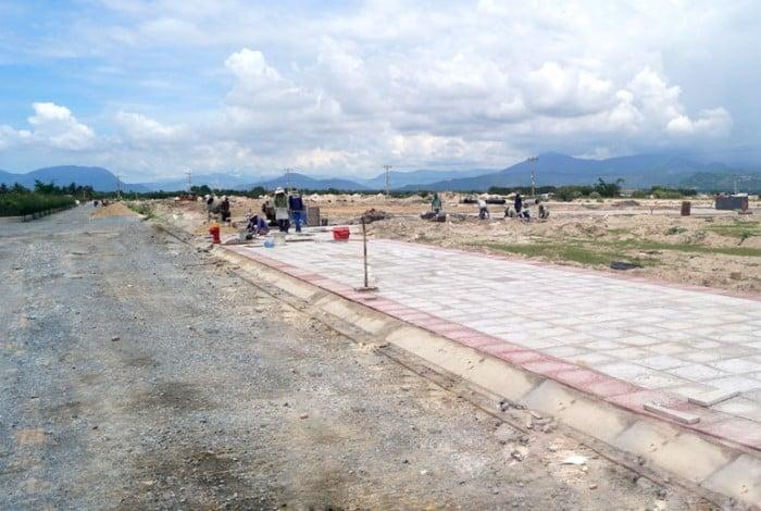 Tiến độ xây dựng Golden Bay ngày 28/06/2016