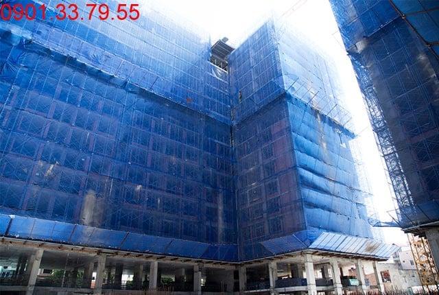 Tổng thể block B Sky Center Phổ Quang