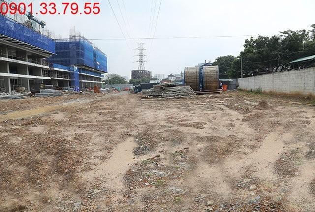 Thi công cáp ngầm điện cao thế (đạt 90% khối lượng) dự án Lavita Garden Hưng Thịnh