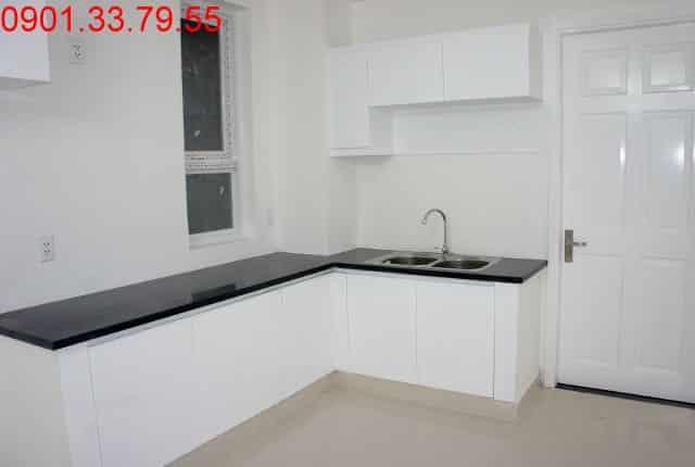Hình ảnh căn hộ được hoàn thiện Melody Residences Tân Phú