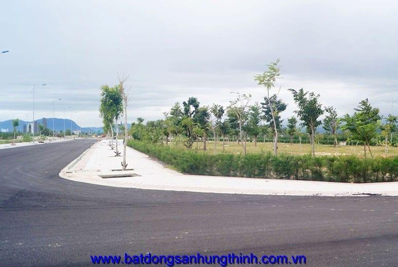 Công viên khu D16 Golden Bay Cam Ranh Nha Trang