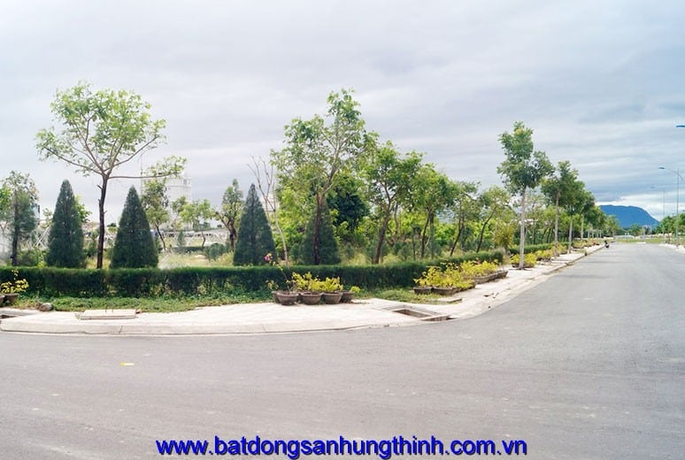 Công viên khu D17 Golden Bay Hưng Thịnh