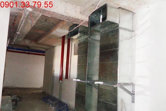 Ốp lát tường nhà vệ sinh tầng 7, 8, 10, 11, 12 block A chung cư Melody Vũng Tàu