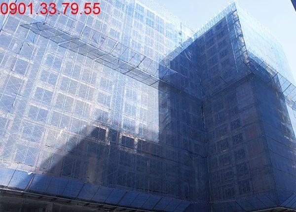 Tổng thể block D Sky Center Hưng Thịnh