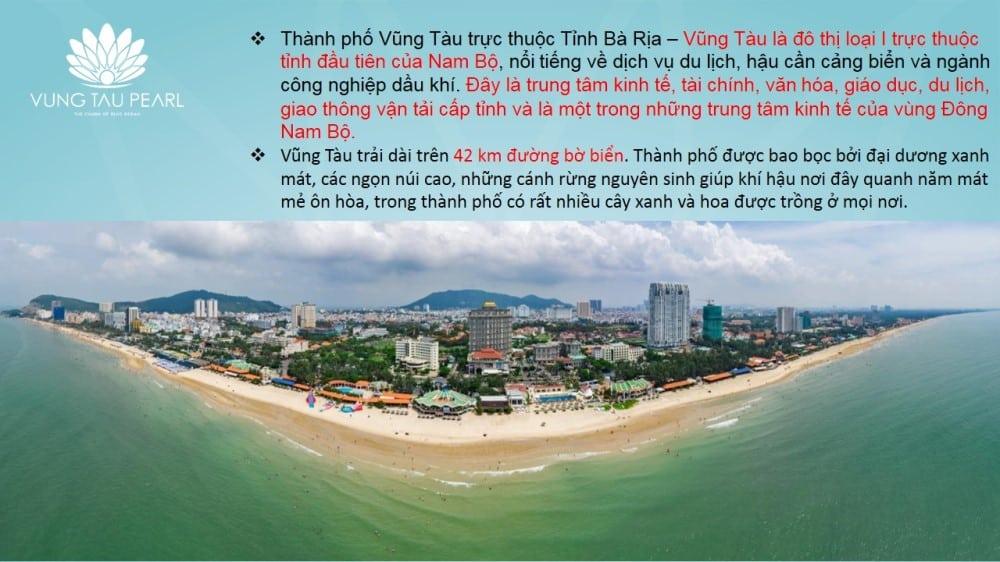 Vũng Tàu là đô thị loại 1 trực thuộc tỉnh đầu tiên của Nam Bộ