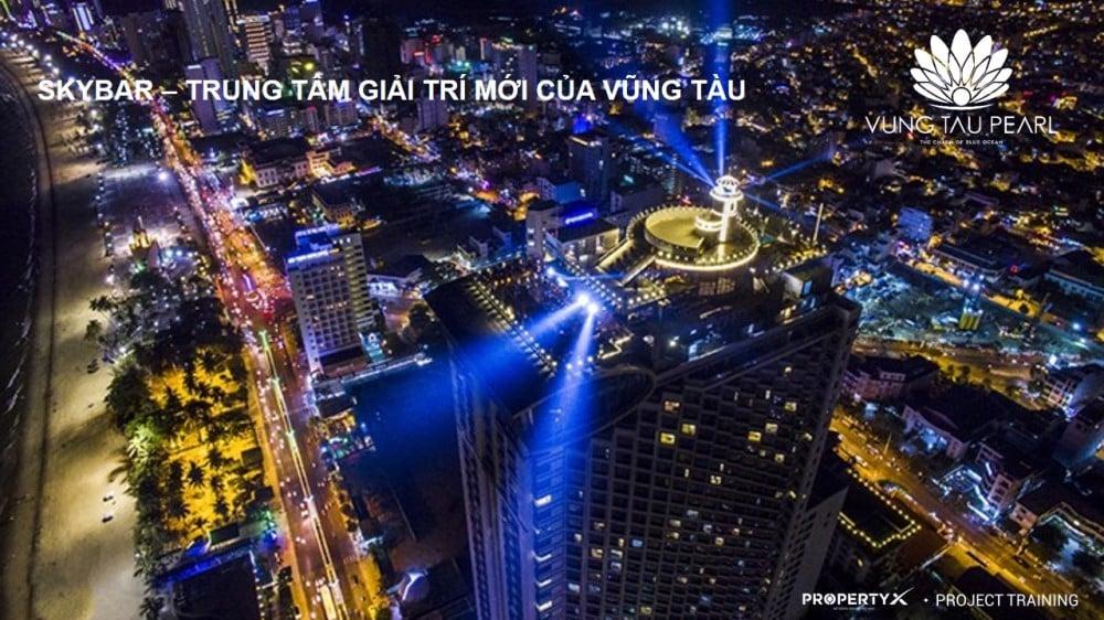 Tiện ích Sky Bar - Trung tâm giải trí mới tại Vũng Tàu