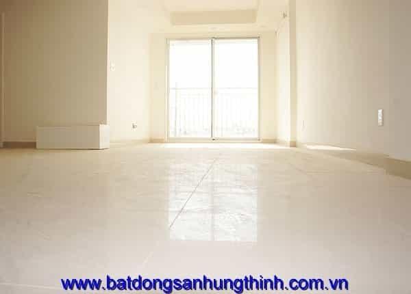 Lót gạch tầng 16 - block B Melody Residences Âu Cơ Tân Phú