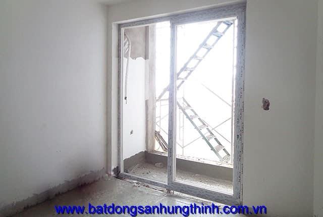 Lắp đặt cửa nhựa từ tầng 7 đến tầng 16 block A chung cư Melody Vũng Tàu