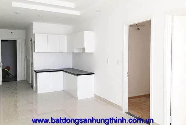 Công tác lắp kệ bếp tầng 9 block A chung cư Melody Vũng Tàu