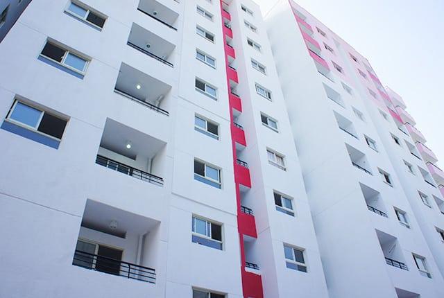 Khu căn hộ 8X Thái An đã được hoàn thiện và bàn giao cho khách hàng