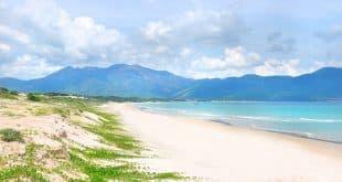Bãi Dài là một trong những bãi biển đẹp nhất Việt Nam