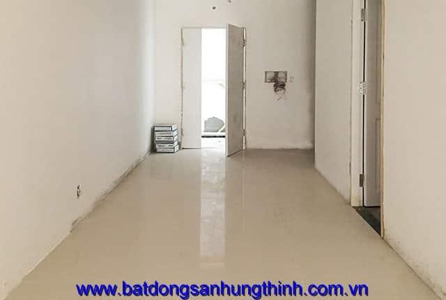 Công tác ốp lát sàn từ tầng 15 đến tầng 22 block B Melody Vũng Tàu
