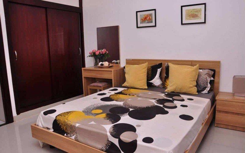 Căn hộ mẫu 8X Rainbow - phòng ngủ