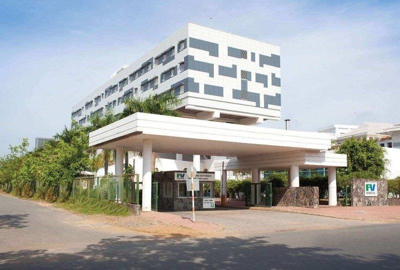 Bệnh viện Pháp-Việt gần dự án Florita