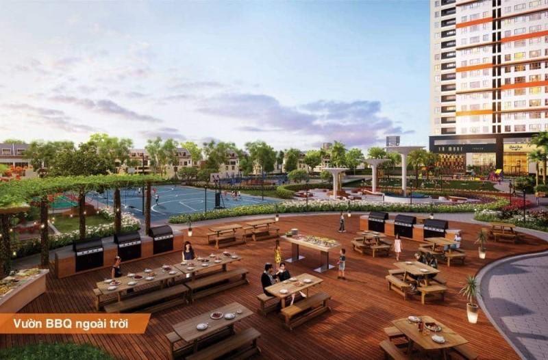 Hình ảnh tại dự án 9 view Apartment