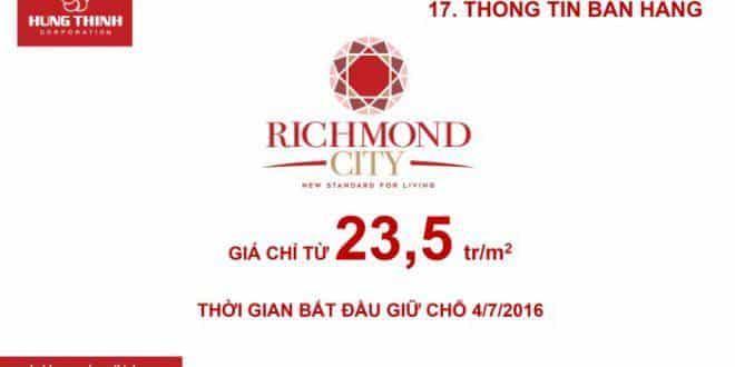 RICHMOND CITY TRAINING 51
