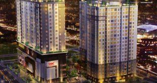Phối cảnh căn hộ Saigonres Plaza