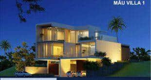Sentosa Mau Villa 1