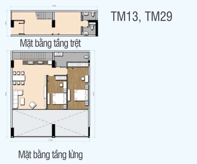 TM13-TM29 shophouse 8x Plus
