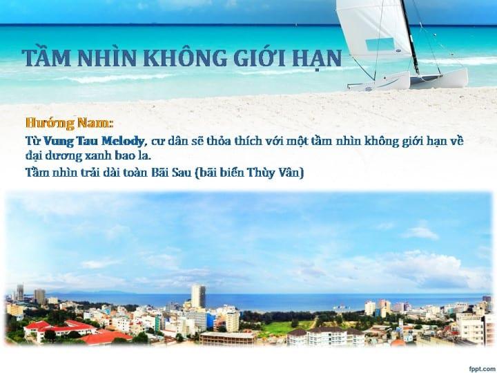 Vũng Tàu Melody view Hướng Nam