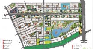 Bản đồ dự án Động Tăng Long