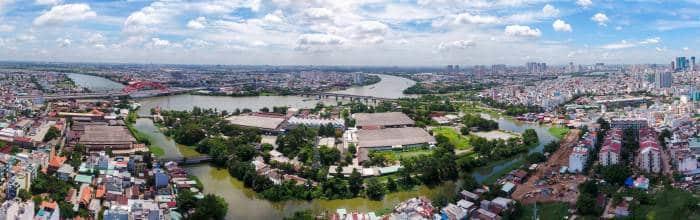 huong view richmond city