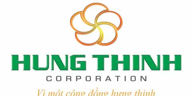 Logo Hưng Thịnh Corp