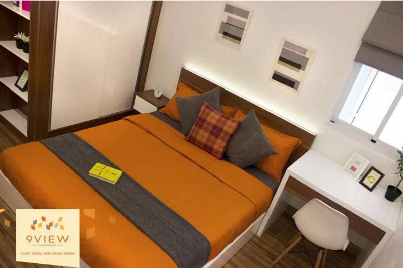 nhà mẫu căn hộ 9 view -phòng ngủ