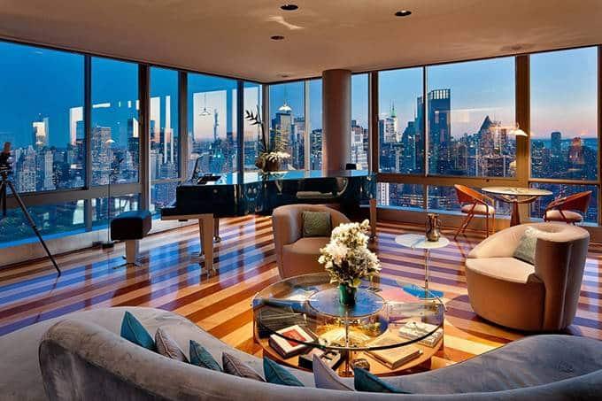 Penthouse saigon mia tầng 25-26