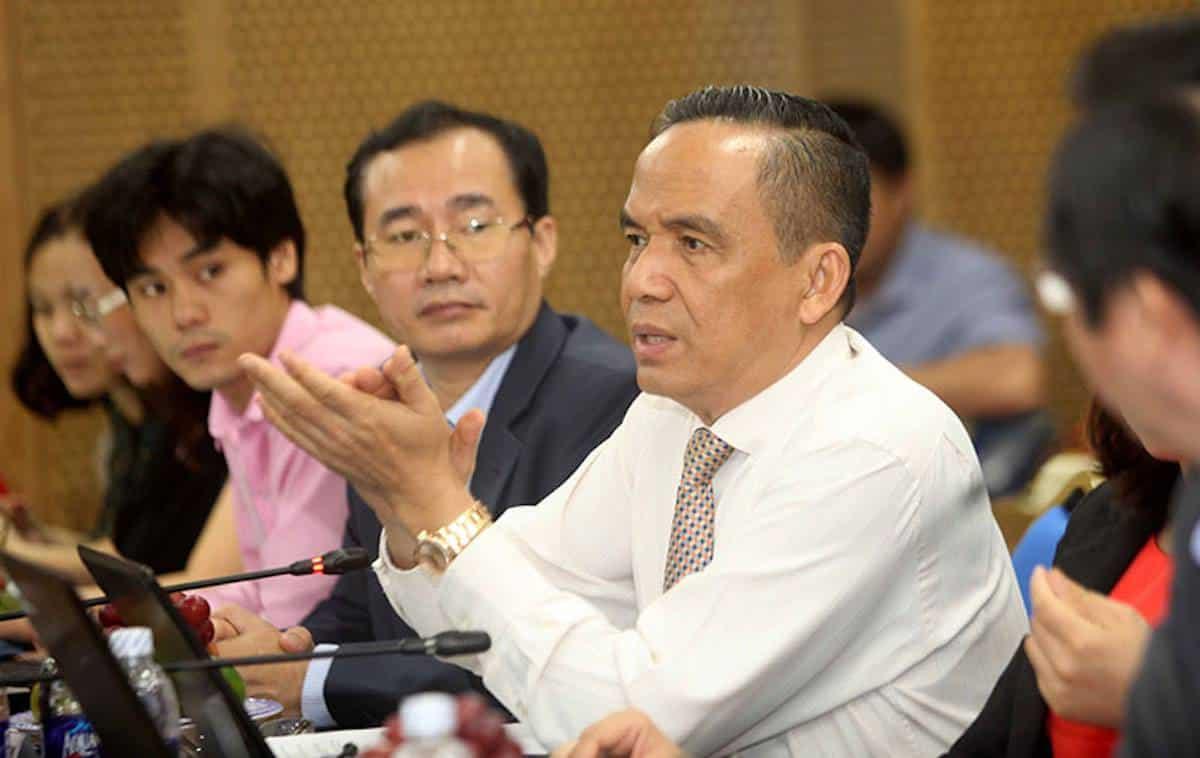 Ông LÊ HOÀNG CHÂU - Chủ tịch Hiệp hội BĐS TP.HCM