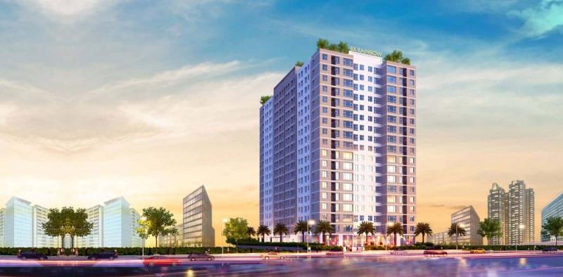 Quy mô dự án 8X RAINBOW: 8X Rainbow gồm 1 block căn hộ cao 18 tầng được thiết kế với diện tích phù hợp, 2 mặt thoáng đãng tạo không gian sống thoải mái và dễ dàng tận hưởng tiện ích toàn khu. Diện tích khu đất: 5.123,5 m2 Diện tích đất cây xanh – TDTT: 1.768 m2 Diện tích xây dựng: 2.050 m2 Mật độ xây dựng: 40% Tầng cao: 18 tầng Số căn hộ: 408 căn