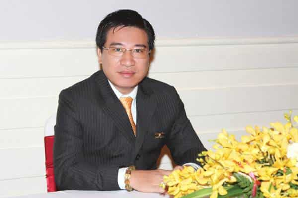 Ông Nguyễn Đình Trung – Chủ tịch HĐQT kiêm TGĐ Hung Thinh Corp