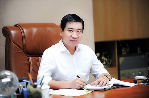 Ông Nguyễn Đình Trung-Chủ Tịch HĐQT kiêm TGĐ Hung Thinh Corp.