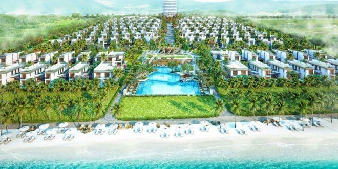 Tổng thể Cam Ranh Mystery Villas