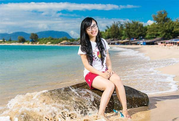 Biển bãi dài Cam Ranh Nha Trang