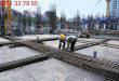 Thi công cốt thép sàn tầng 1 - block Northern căn hộ Sài Gòn Mia Trung Sơn