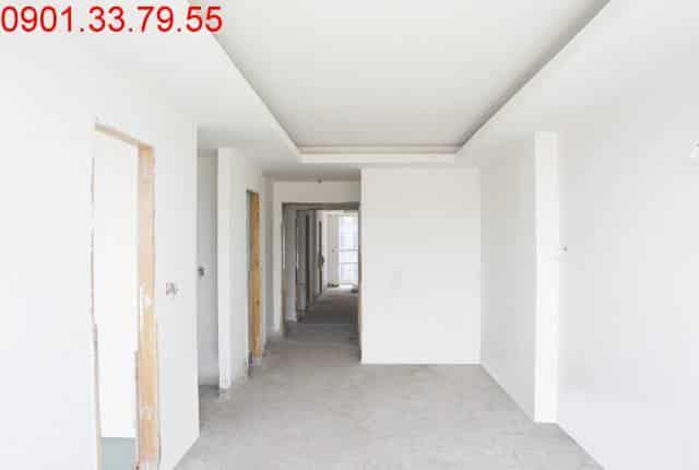 Bả sơn tầng 6 block C, D căn hộ chung cư Sky Center Hưng Thịnh