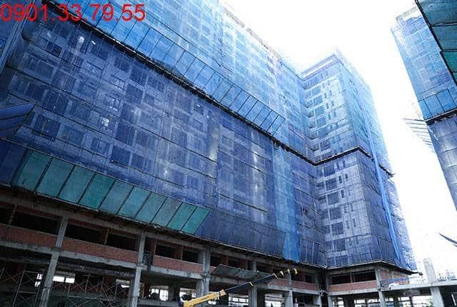 Tổng thể Block C chung cư Florita Hưng Thịnh