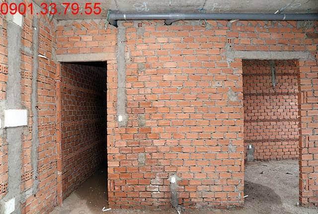 Thi công hệ thống cấp thoát nước đến tầng 9 - Block C dự án Florita Hưng Thịnh