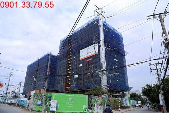 Hoàn chỉnh công tác đấu nối và đóng điện vận hành tuyến cáp ngầm dự án căn hộ Lavita Garden