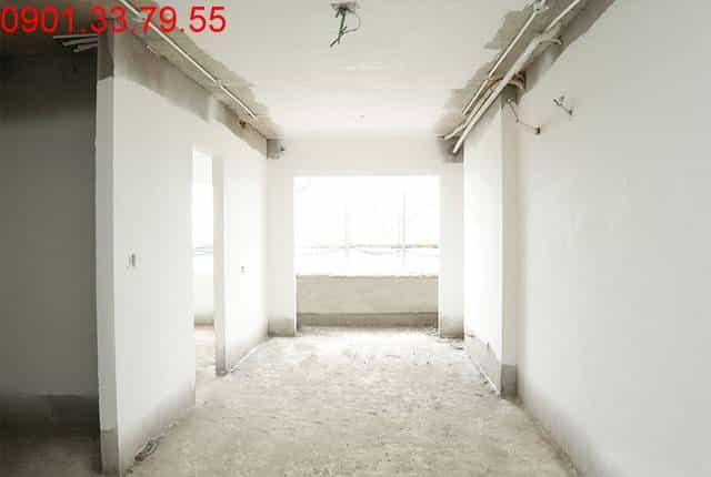 Bả sơn matit tầng 7 Block B chung cư Lavita Garden Thủ Đức