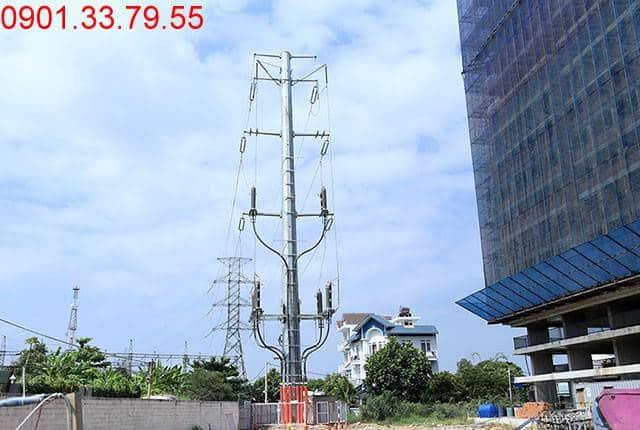 Hoàn chỉnh công tác đấu nối và đóng điện vận hành tuyến cáp ngầm dự án chung cư Lavita Garden
