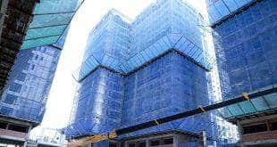 Tổng thể Block D dự án căn hộ Florita quận 7 căn hộ Florita Hưng Thịnh