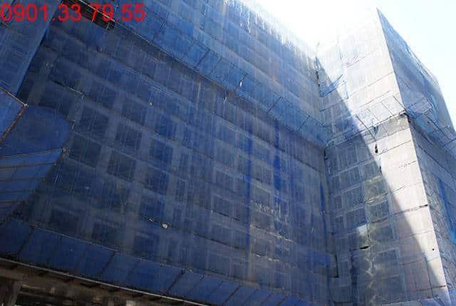 Tổng thể block B dự án Sky Center Tân Bình