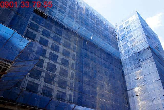 Tổng thể block B dự án Sky Center