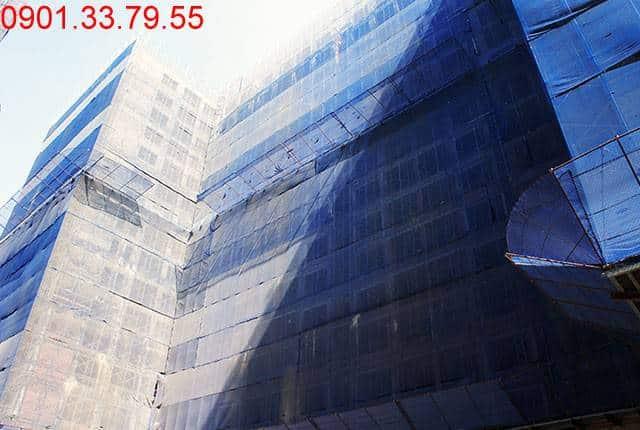 Tổng thể block C dự án Sky Center Phổ Quang